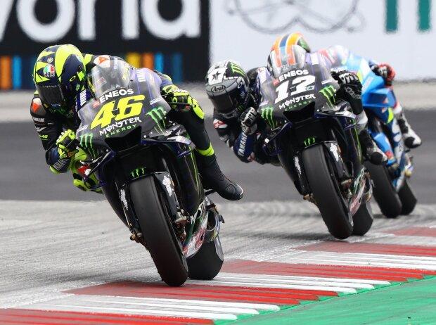 Valentino Rossi, Maverick Vinales