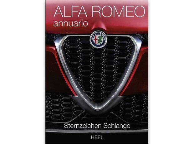 Alfa Romeo Annuario - Sternzeichen Schlange