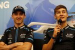 Robert Kubica (Williams) und George Russell (Williams)