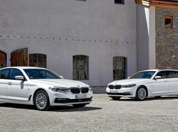 BMW-Modellpflegemaßnahmen zum Herbst 2019