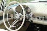 1957 Ford Thunderbird in Originalfarbe Sunset Coral
