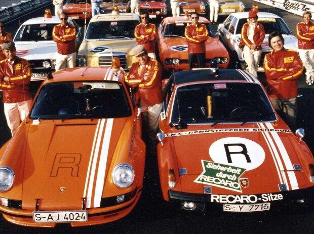 Porsche 911 et Porsche 914