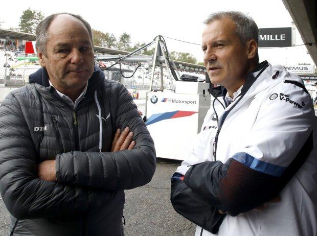 Gerhard Berger, Jens Marquardt