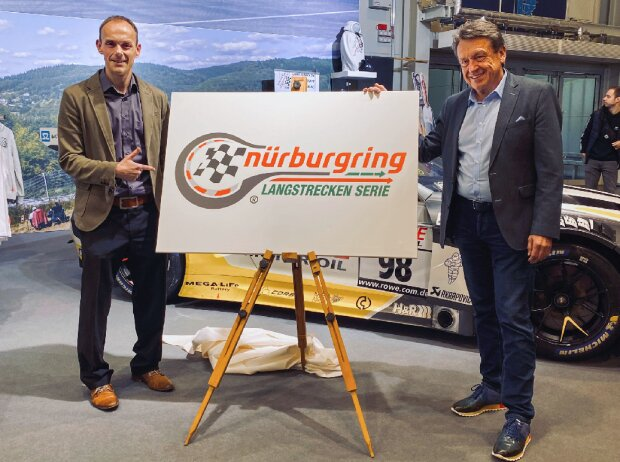 Logo: Nürburgring Langstrecken-Serie