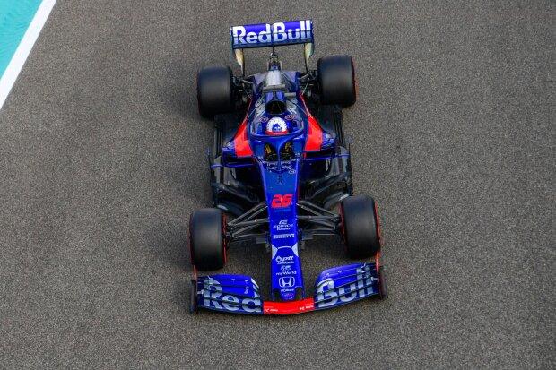 Daniil Kwjat Toro Rosso Red Bull Toro Rosso Honda F1 ~Daniil Kwjat (Toro Rosso) ~