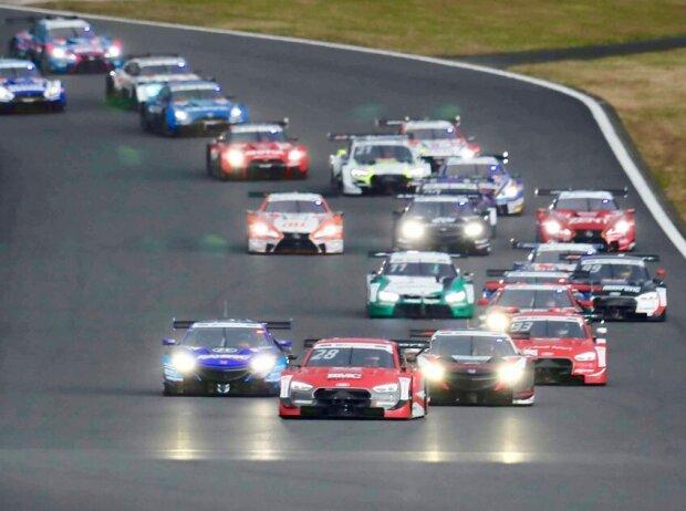 Start, Dream-Race, Fuji