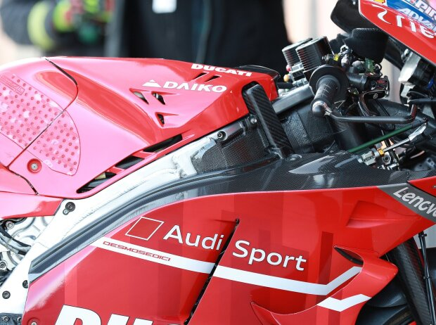 Ducati Chassis