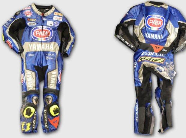 Für guten Zweck: Sandro Cortese versteigert original Superbike-Rennanzug!