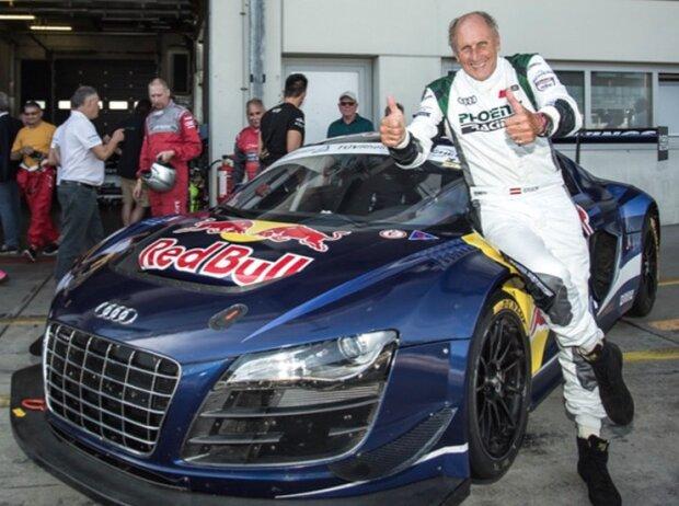 Mit Hans-Joachim ?Strietzel? Stuck auf der Nordschleife des legendären Nürburgring fahren