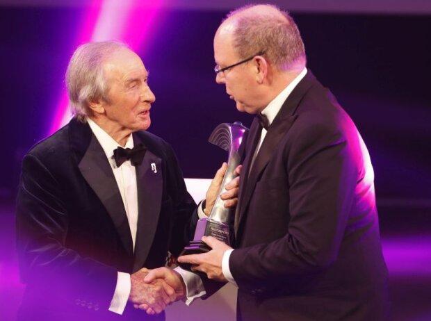 Jackie Stewart, Fürst Albert von Monaco