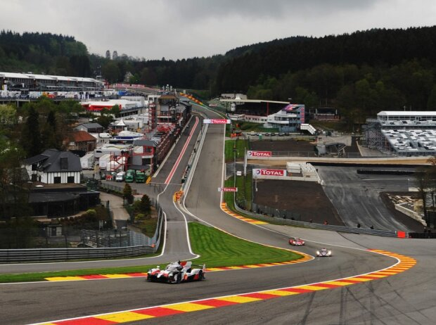Toyota, Spa-Francorchamps, WEC