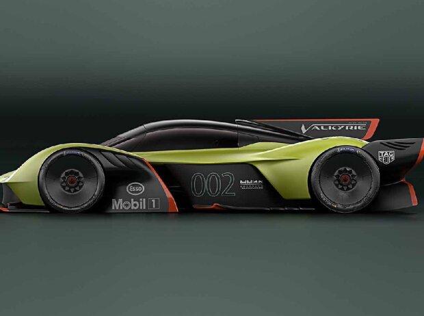 Aston Martin Valkyrie, Hypercar