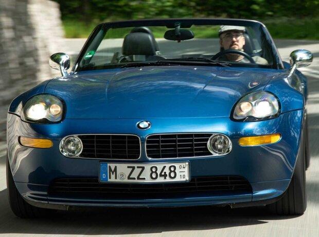 BMW Z8 im Test