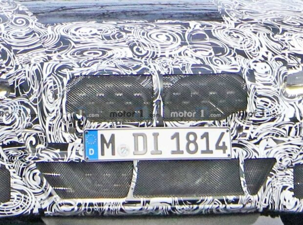 BMW 4er-Reihe Erlkönigbilder