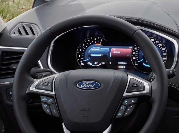 Ford S-Max und Galaxy (2020)