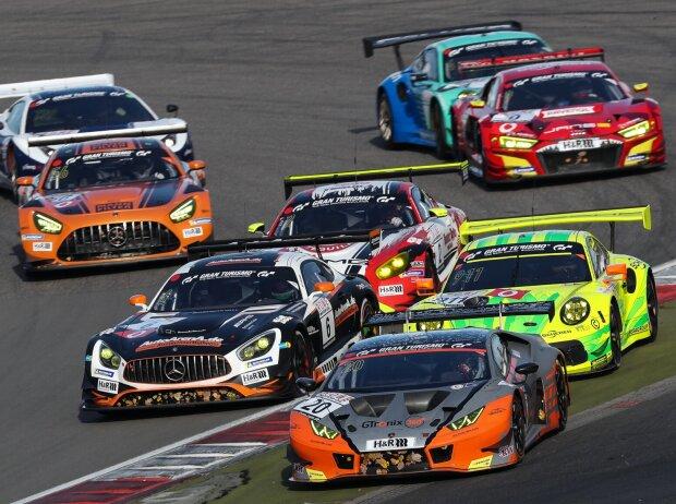 Lamborghini, Porsche, Mercedes-AMG, Audi
