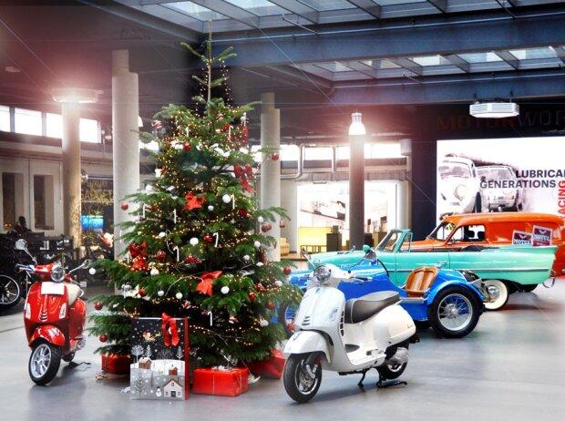 Weihnachtsgruß 2019 Motorworld Group