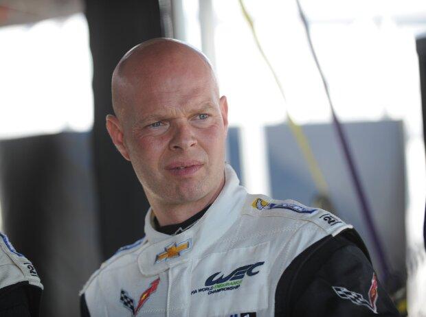 Jan Magnussen, Antonio Garcia