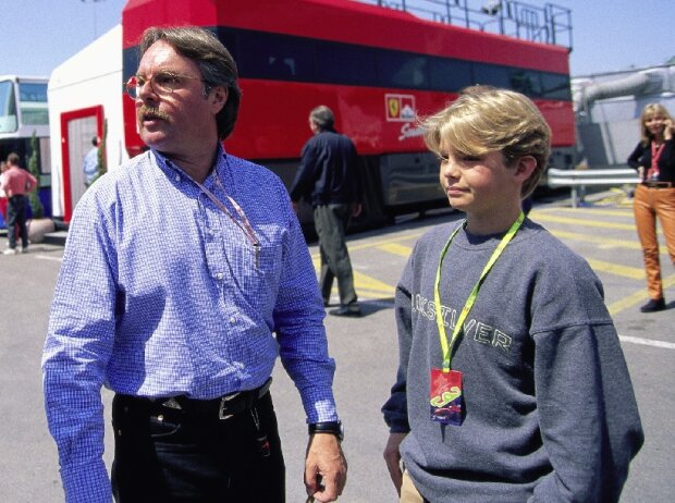 Keke Rosberg, Nico Rosberg