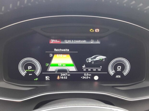 Audi A7 Sportback 55 TFSI e (2019)