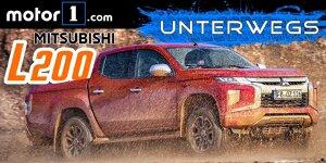 Mitsubishi L200: News, Gerüchte, Tests