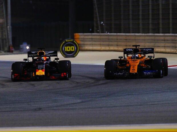 Max Verstappen, Carlos Sainz
