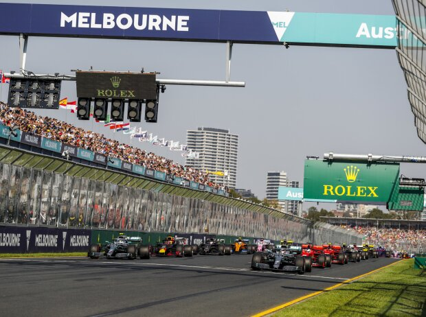 Lewis Hamilton, Valtteri Bottas, Sebastian Vettel, Max Verstappen