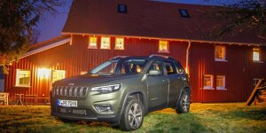 Jeep Cherokee: News, Gerüchte, Tests