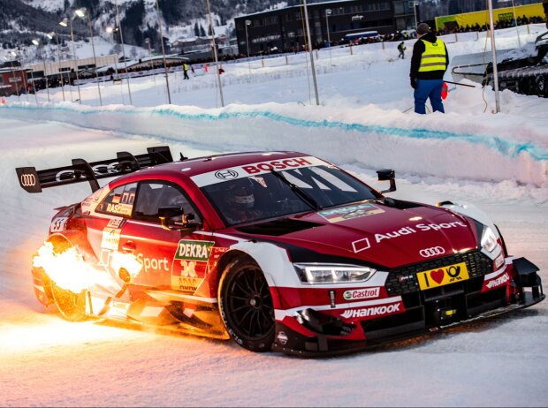 Rene Rast, Ice-Race