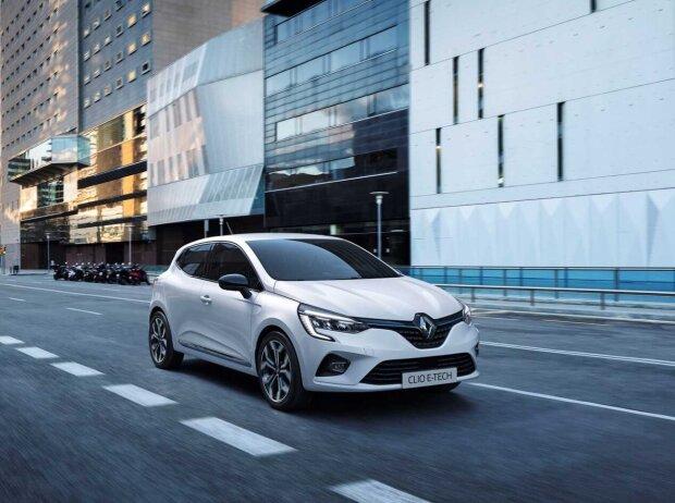 Renault Clio E-Tech und Captur E-Tech Plug-in