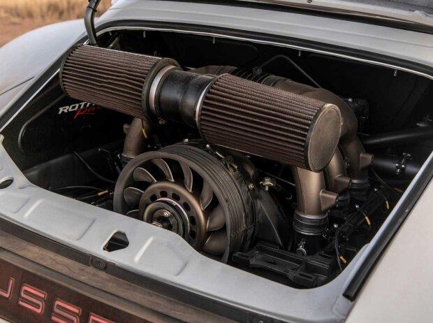 Russell Built Fabrication Porsche 911 Baja