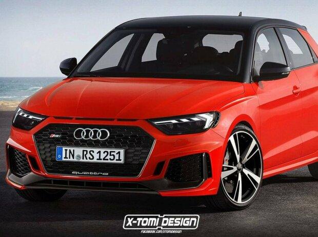 Kein Rs 1 Audi Schliesst Rs Modelle Mit Vierzylinder Aus