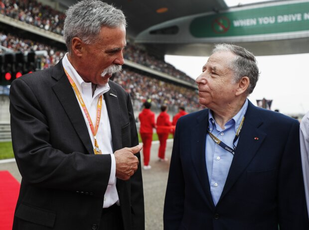Chase Carey, Jean Todt