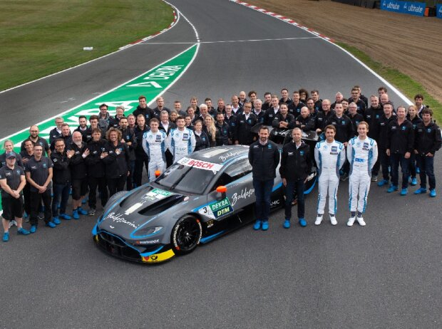 R-Motorsport, HWA, Aston Martin