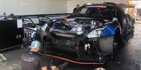 Joshua Burdon, Katsumasa Chiyo, Tsugio Matsuda, Nissan GT-R Nismo GT3