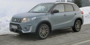 Suzuki Vitara: News, Gerüchte, Tests