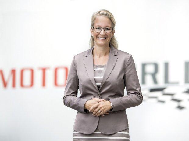 Meike Poweleit, Leiterin Messen und Events Motorworld Group