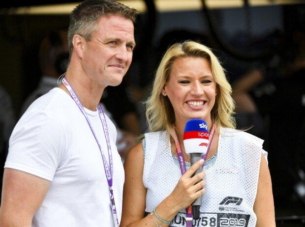 Ralf Schumacher, Sandra Baumgartner
