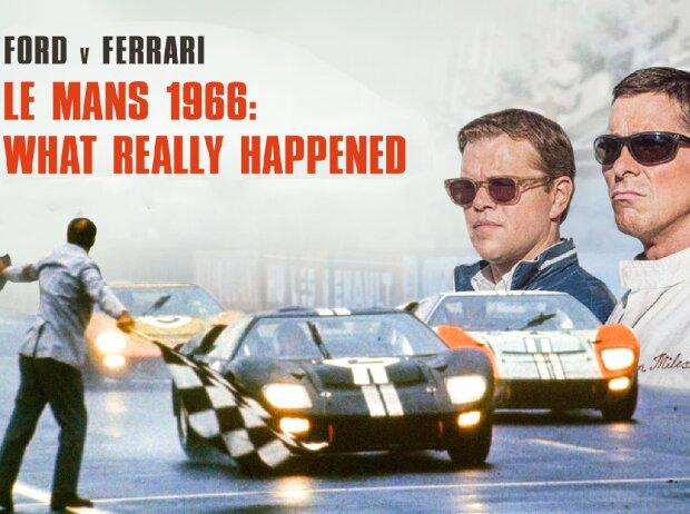 Ford vs. Ferrari in Le Mans 1966: Was wirklich passierte