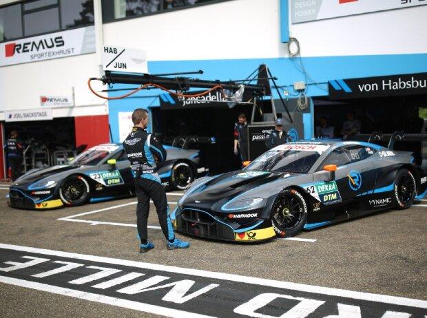 R-Motorsport, Aston Martin
