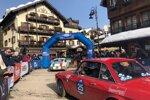 Winter Marathon - Challenge in den Dolomiten
