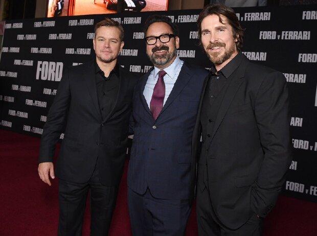 Le Mans 66 - Gegen jede Chance, James Mangold, Matt Damon, Christian Bale