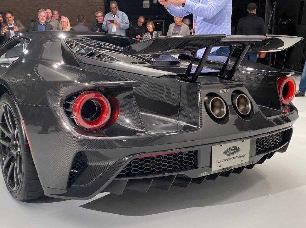 2020 Ford GT Liquid Carbon Editon