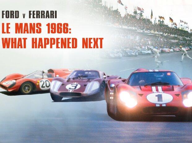Doku Ford vs. Ferrari in Le Mans: Wie es nach 1966 weiterging