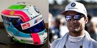 Zum Abschied aus der DTM: Bruno Spengler versteigert seinen Helm