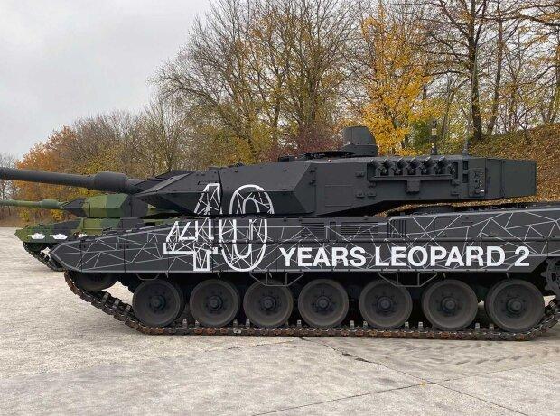 40 ans de Leopard 2
