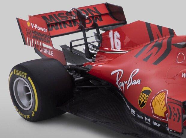 Mission Winnow auf dem Ferrari SF1000