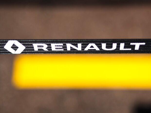 Renault-Schriftzug, Logo