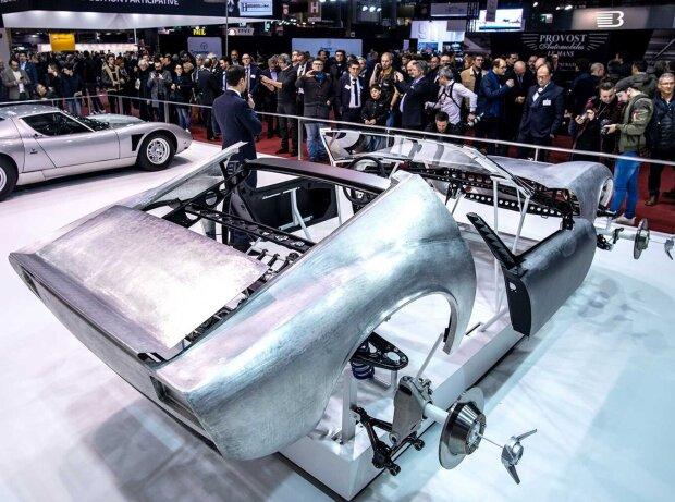 Lamborghini Miura SVJ Retromobile 2020