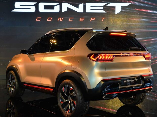 2020 Kia Sonet Concept